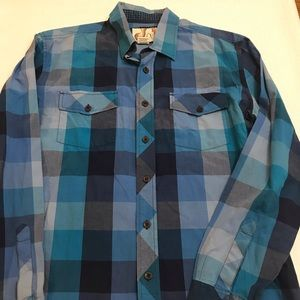 Men's OP Button Down